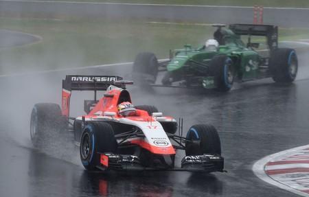 Bianchi Japon F1 2014