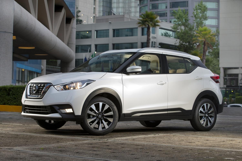 Y El Nissan Kicks Contra Quin Competir Al Llegar A Mxico
