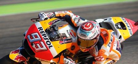 Marc Márquez lidera un podio completamente español en Aragón y se distancia de Dovizioso