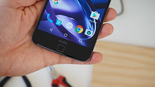 Moto Z, review con vídeo
