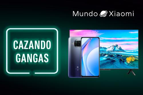 Cazando Gangas: el Xiaomi Mi 10T Lite 5G vuelve a ser un chollo, descuentos interesantes en wearables y el momento perfecto para cambiar de Smart TV