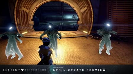 Destiny Actualizacion De Abril 7