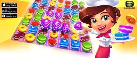 Pastry Paradise nos muestra que el azúcar y los juegos casuales siempre se mezclan