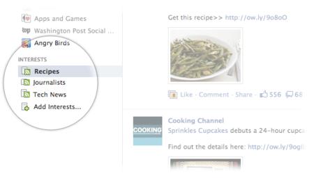 Completa guía del Timeline para las páginas de Facebook y las listas de intereses, repaso por Genbeta Social Media