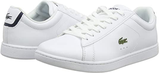 Lacoste Carnaby EVO Bl 1 SPW, Zapatillas Mujer