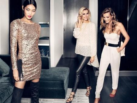 H&M ya está de fiesta con su nueva colección de Navidad