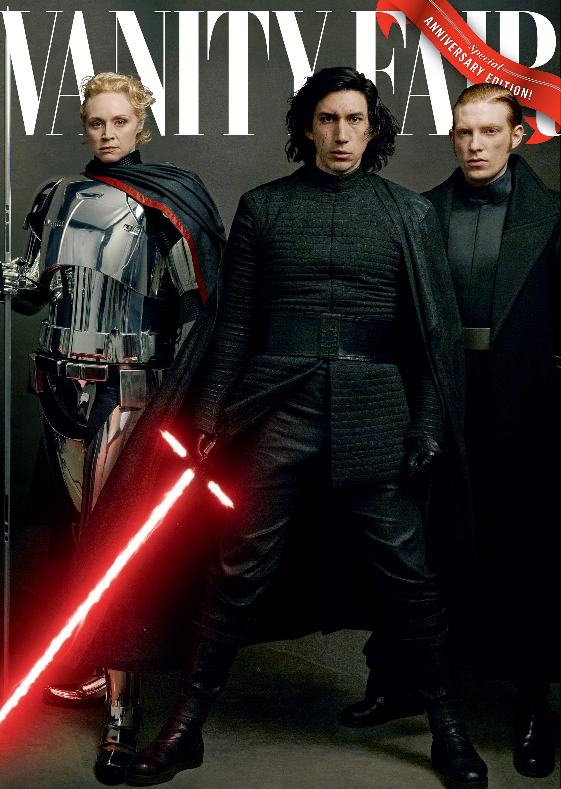 Foto de Annie Leibovitz retrata a los personajes de 'Star Wars: Los últimos jedi' (4/4)