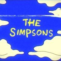 """Una """"extraña"""" intro de 'Los Simpson' en calidad VHS, la imagen de la semana"""