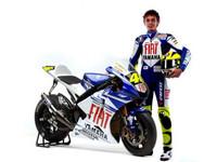 Y ahora las fotos oficiales del equipo Fiat Yamaha