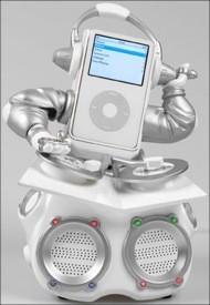 FUNKit DJ: Convierte tu iPod en un robot DJ