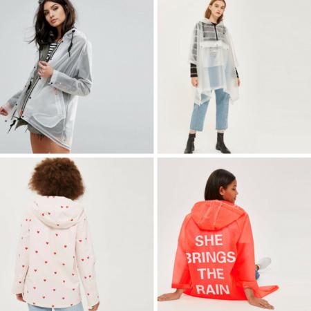 looks estilismo outfit inspiracion lluvia influencers tendencias