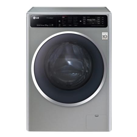 Esta lavadora de LG es rápida, eficiente y permite descargar nuevos programas de lavado desde el smartphone