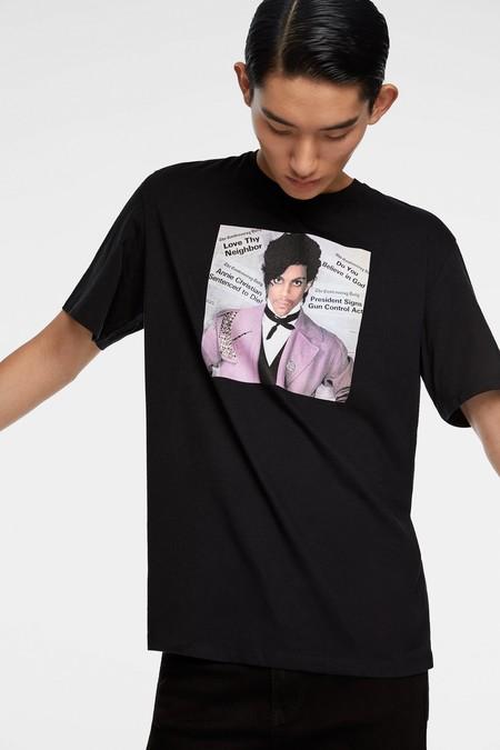 Prince Zara Man Camiseta 02