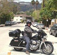En moto por el Oeste Norteamericano (15): Momento de pánico en la autopista