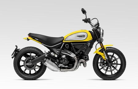 Ducati Scrambler Icon 2