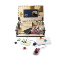Piper es un juguete que enseña a los niños electrónica mientras juegan Minecraft