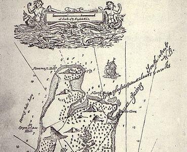 Desmontando mitos viajeros: la X no marca el lugar donde está enterrado el tesoro pirata