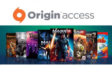 Los suscriptores de Origin Access recibirán 8 juegos antes de julio, incluyendo la trilogía de Mass Effect