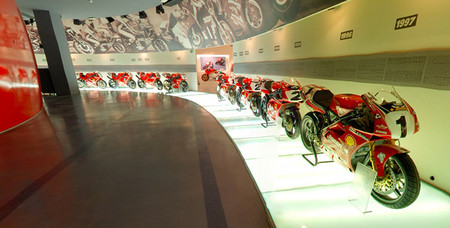 Visita desde casa el Museo Ducati