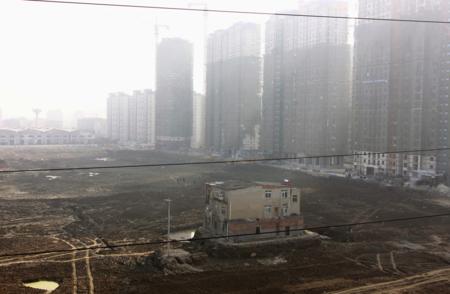 Nail Houses China 19