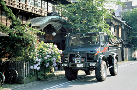 Mercedes Unimog Funmog