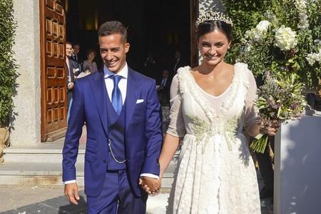 Aluvión de bodas de futbolistas: quién acierta y quién fracasa