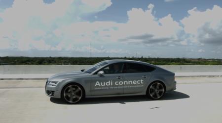 Audi nos muestra en video cómo funciona su coche autónomo