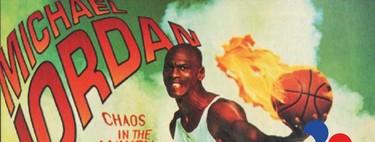 El día en que Michael Jordan protagonizó un plataformas de baloncesto... mientras él jugaba a béisbol