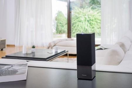 Panasonic también quiere conquistar tu salón y presenta su altavoz inteligente apoyado en Google Assistant