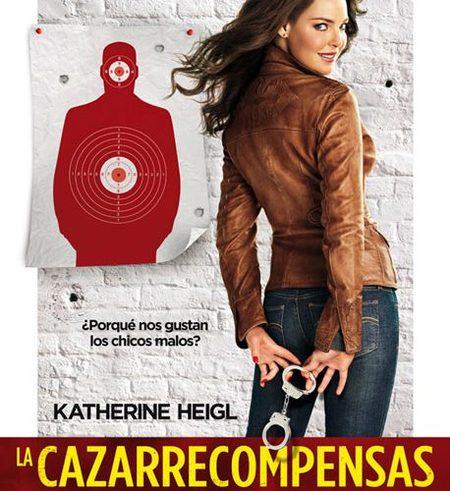 Imagen del cartel de La Cazarrecompensas