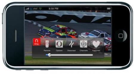 SlingPlayer pronto para el iPhone