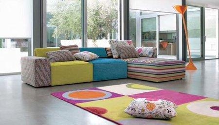 sofa modular multicolor 2