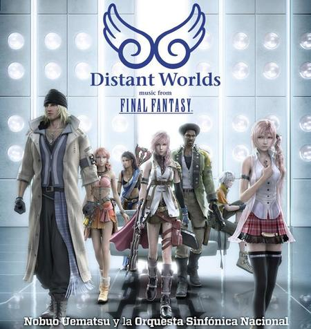 Distant Worlds Music from Final Fantasy en México