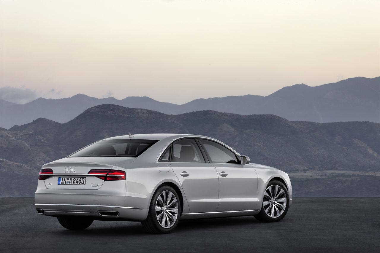 Foto de Audi A8 2013 (12/67)