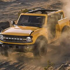 Foto 3 de 30 de la galería ford-bronco en Motorpasión México
