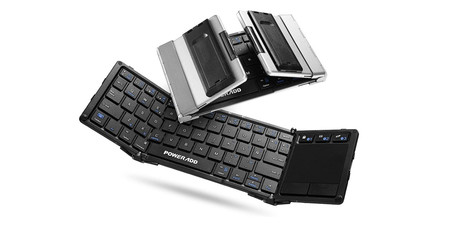 Teclado Bluetooth Poweradd