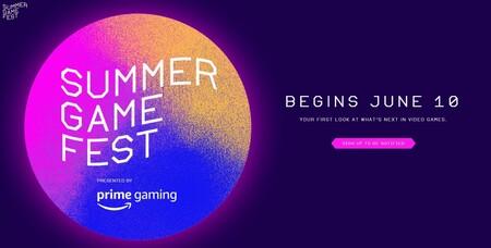 El Summer Game Fest 2021 arrancará en junio con un evento en directo con exclusivas mundiales