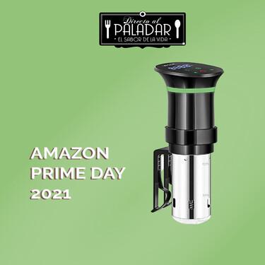 Amazon Prime Day 2021: el Sous Vide Roner más vendido en Amazon para cocinar a baja temperatura rebajadísimo hoy