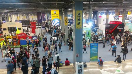 Campus Party México 8: medio camino recorrido, el ánimo a tope
