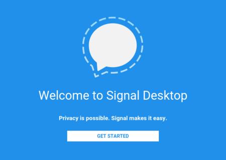 Probamos Signal Desktop: la aplicación de mensajería preferida por Snowden que ahora llega a tu escritorio