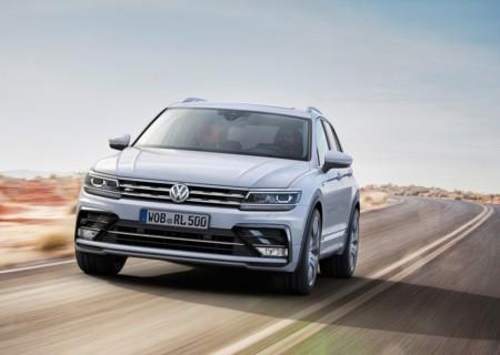 Volkswagen Tiguan 2017, las 7 cosas que debes saber de la segunda generación del Golf de los SUV