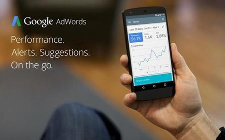 Google Adwords para Android, ya disponible a nivel global