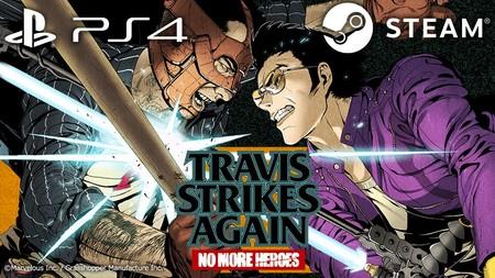 Travis Strikes Again: No More Heroes confirma que dará el salto a PS4 y PC