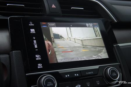 Honda Civic Coupe prueba de manejo opiniones México 15