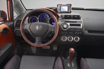 Honda Fit Extreme