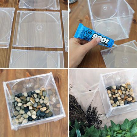 7 maneras de reciclar tus viejos cd 39 s en objetos decorativos - Reciclar objetos para decorar ...