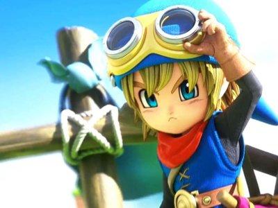 Ya pueden descargar el demo de Dragon Quest Builders para PS4 y PS Vita