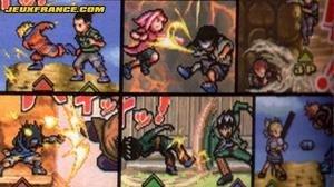Imágenes del Naruto 4 para NDS