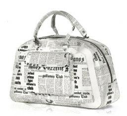 Bolso de periodista de John Galliano