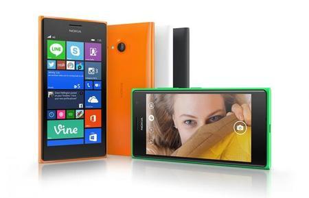 Nokia Lumia 730 y 735
